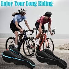 cevapro bike saddle cover soft silicone