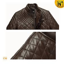 mens checd leather jackets cwmalls com