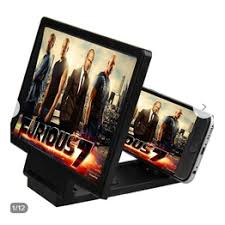 14-inch large mobile phone 3D video screen amplifier ... - Vova