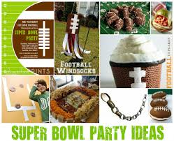 super bowl office party ideas. Sources (clockwise): Super Bowl Office Party Ideas P