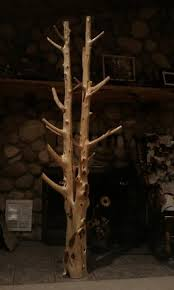 Make Standing Coat Rack How To Make A Coat Rack Out Of A Cedar Tree Plans DIY Free Download 20