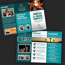 Pamplet Templates 18 Church Brochure Templates For Modern Churches Designercandies