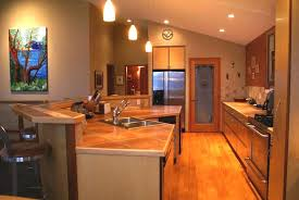 Kitchen Designs Galley Style Impressive Kitchen Luxurious Galley Kitchen Remodel Pictures Small Galley