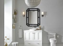 11 Battery Operated Bathroom Mirrors Searchlight Lighting