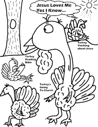 Sunday School Thanksgiving Coloring Pages Best Coloring Pages