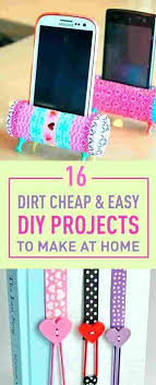 crafts to make at home when your bored