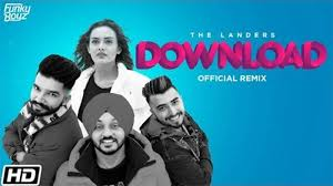 Designer Punjabi Song Download Latest Punjabi Song Download Remix Sung By The Landers Featuring Gurlez Akhtar