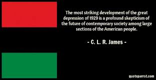 Depression Quote Enchanting The Most Striking Development Of The Great Depression O By