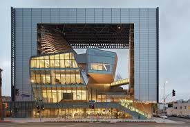 Emerson College Los Angeles, Designed by Morphosis | Architect Magazine |  Education Projects, Design, Urban Development, Local Markets, Los  Angeles-Long ...