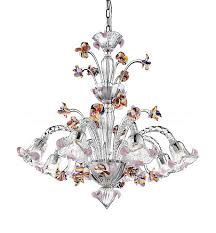 amazing murano glass chandelier classic chandeliers murano glass