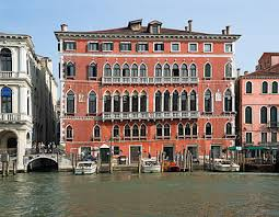 Palazzo Bembo on the Grand Canal, close to the Rialto Bridge.