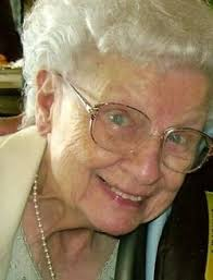 Gladys Naomi Burge Rhodes (1921-2012) - Find A Grave Memorial