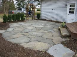 20 best stone patio ideas for your backyard garden designs pinterest patios flagstone and patios natural stone patio r2