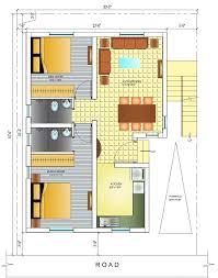 south face house plan per vastu modern in simple facing floor plans vakil hosur hills