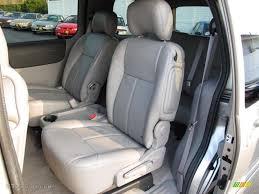 Medium Gray Interior 2006 Chevrolet Uplander LT AWD Photo ...