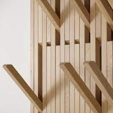 wall mounted piano coat rack by patrick