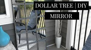 Diy Mirror Dollar Tree Diy Wall Mirror Best Diy Wall Mirror Under 20 Youtube
