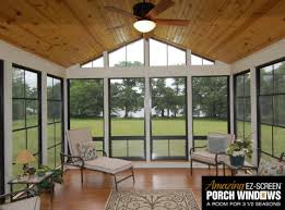 screen porch windows 3 and 1 2 season porch windows