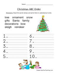 Kindergarten phonics worksheets will help grow your child's reading skills with fun and memorable pictures and stories. Christmas Worksheets Have Fun Teaching