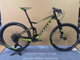 Scott Spark 920 Mountain Bike 2018 Full Suspension Mountain Bike