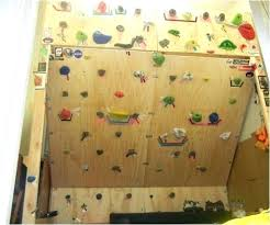 backyard playground climbing wall ice diy rock building a kids room gorgeous climbi for s childrens