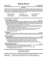 Examples Of Administrative Resumes Mesmerizing Sample Admin Resumes Resume Examples Administrative Assistant Asst