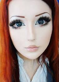 anime makeup real life anime anastasiya shpagina from ukraine transforms