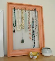 a diy jewellery organizer from china village