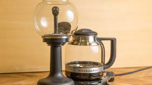 kitchenaid siphon brewer review ly strong rich coffee but not for everyone