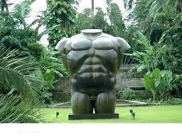 garden figures. Statues For The Garden Art Is Blooming At Concrete . Figures