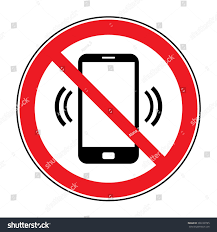 Cell No Signs Printable Phone