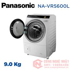 Máy giặt cửa trước Panasonic NA-VR5600L 9KG nội địa Nhật Bản màu trắng 2nd  97%_Máy Giặt Cũ - Hàng Trưng Bày_Máy giặt nội địa Nhật_Điện Máy Nội Địa  Nhật_Hàng nội địa Nhật