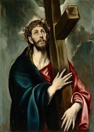 el greco christ carrying the cross 1580 1585 the metropolitan