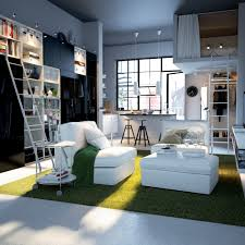 Wonderful Small Apartment Design Ideas With Apartment Interiors - Vintage studio apartment design
