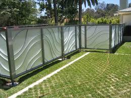 sheet metal privacy fence. 2 Beautiful Corrugated Metal Privacy Install U Peiranos Fences Regarding Fence Panels Renovation Sheet