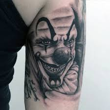 Clown Tattoo 98 Images In Collection Page 1
