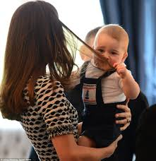 Prince Hair Style will prince george finally persuade kate middleton to cut her hair 8154 by stevesalt.us