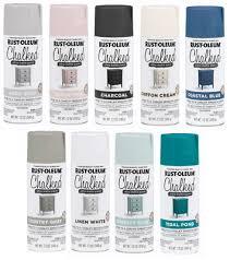 Rust Oleum Chalked Ultra Matte Finish Chalk Spray Paint 12oz Pick Color New Diy Ebay