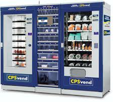 Safety Glasses Vending Machine Interesting CPSvend Automated Materials Management Warburton