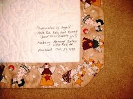 Sutured for a Living: Surrounded by Angels Baby Quilt & Surrounded by Angels Baby Quilt Adamdwight.com
