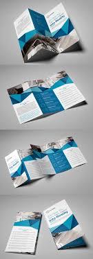Tri Fold Brochure Online Design 100 Best Indesign Brochure Templates