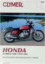 honda goldwing motorcycle parts clymer repair manual for honda gl1000 1975 1979 gl1100 interstate 1980 1983