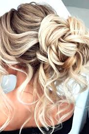 prom hairstyles for short hair half up half down