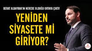 Fatih Altaylı, Berat Albayrak'ın nerede olduğunu açıkladı! - Son dakika  haberler