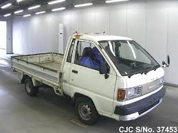 1991 Toyota Townace Truck for sale | Stock No. 37453 | Japanese ...