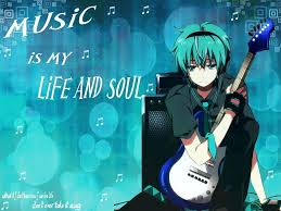 anime boy music wallpaper. Contemporary Anime Anime Music Cool HD Pictures Wallpapers  Site  Indervilla With Boy Wallpaper N