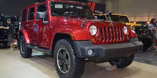 dirilis di iims jeep wrangler vulcano dijatah 20 unit jeep wrangler sahara volcano