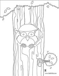 Small Picture back Print this Snowy Owl color page Animal coloring pages