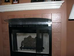 superb heat deflector for gas fireplace part shield reflector uk firebrick shields fireplace mantle heat