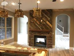 angle the wood like in some of our pallet wood walls